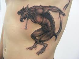 20 cool monster tattoos u2013 desiznworld