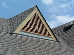 outdoor gable attic vent different types of attic vents
