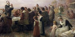 a history of thanksgiving in america