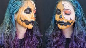 wicked halloween makeup