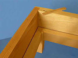 Bed Frame Joints Timber Joint For A Bedframe