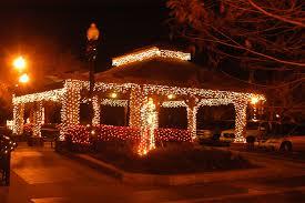 santa rosa christmas lights light up milton christmas eventmilton local