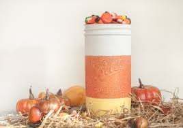 fall mason jars pumpkins u0026 halloween ka styles