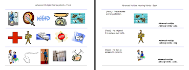 meaning words activities worksheets word lists and