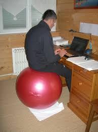 ballon chaise de bureau résolu choisir une chaise de bureau pour le dos forum zeste