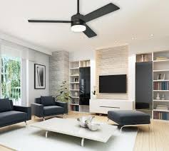 Ceiling Fan For Living Room Westinghouse Alta Vista 52 Inch Reversible Three Blade Indoor