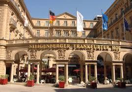 Steigenberger Bad Homburg Gutschein Für Die Steigenberger Luxus Hotels 2 übernachtungen In
