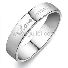 men promise rings customized engraved promise ring for men sterling silver