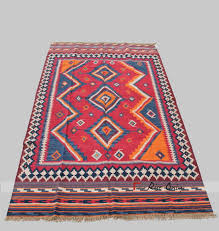 Indian Hand Woven Rugs Indian Cotton Yoga Mats Online Exercise Mat Cotton Chindi Rug