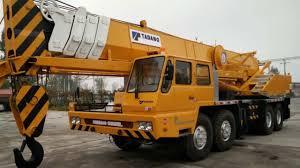 80 ton tadano used truck crane for sale youtube