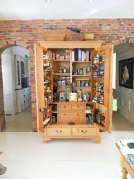 wood pantry cabinet for kitchen narrow kitchen pantry cabinet kitchen cherry wood pantry cabinet