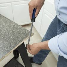How To Take Cabinets Off The Wall Install Laminate Countertops