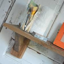 Barnwood Wall Shelves Barn Wood Wall Shelves Simply Janelle Designs