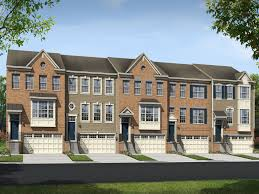 ballard floor plan in holly ridge townhomes calatlantic homes