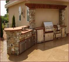 outdoor kitchen and bar kits home design ideas