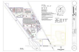 Birch Run Michigan Map b w voorheis inc 65 88 acres birch run i 75