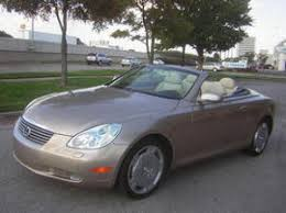 photo image gallery u0026 touchup paint lexus sc in egyptian sand
