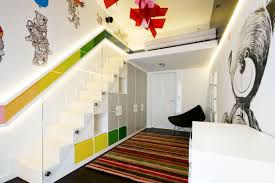 urban home interior kids room loft bedroom ideas design throughout interior home decor