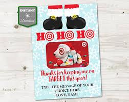 printable christmas targets target etsy