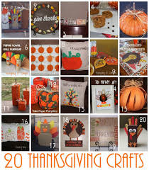 20 easy thanksgiving craft ideas keeping it simple crafts