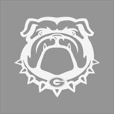 Georgia Bulldog Home Decor by 20 Georgia Bulldog Wall Decals Fathead 8 Pc Georgia Bulldogs Wall