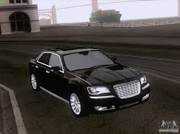 chrysler 300c 2013 chrysler 300 limited 2013 for gta san andreas