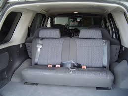 2004 Nissan Xterra Interior Xterra 3rd Row Seat Install