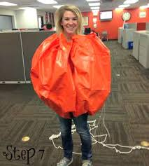 pumpkin costume diy pumpkin costume moving insider