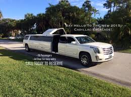 best limos in the world inside rayz limousines serving cocoa beach and all of central florida