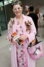 Halloween Costume Lady Crazy Cat Lady Halloween Costume