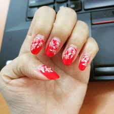 easy nail art for beginners diy flower nails design tutorial nail