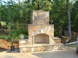 Outdoor Fireplaces And Fire Pits That Light Up The Night Diy Photos Of Outdoor Fireplaces Outdoor Fireplaces And Fire Pits That