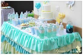 deco de table pour anniversaire kit anniversaire 1 an homeezy