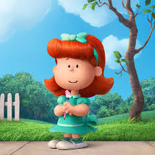 charlie brown never found his little red haired but we did