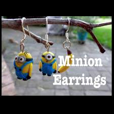 minion earrings minion earrings 8 steps with pictures