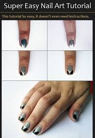 15 easy u0026 step by step new nail art tutorials for beginners
