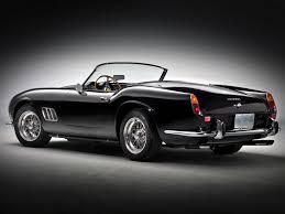Ferrari California 1960 - 1960 63 ferrari 250 g t california spyder passo corto classic