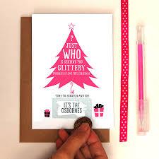 write christmas cards christmas lights decoration