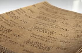 Good Quality Sheets Automobile Leather P240 Grit Sandpaper Sheets Aluminum Oxide Grain