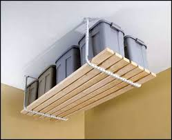 Overhead Garage Door Opener Storage Overhead Storage For Garage Lowes Together With Lowes
