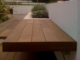 Ipe Bench Sallis Chandler Built In Seating