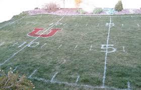 Football Field In Backyard Super Bowl Backyard Awesome Fan Made Football Fields Complex