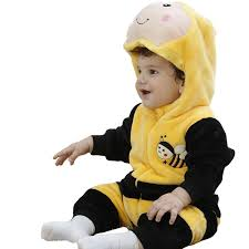 amazon com tonwhar unisex baby animal onesie costume cartoon