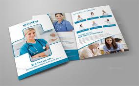 two fold brochure template psd 26 half fold brochure templates