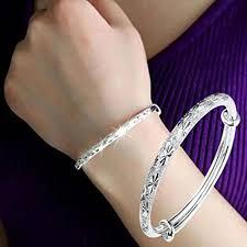 bracelet women silver images Hemlock 5 pcs bangle bracelet women 925 sterling jpg