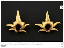 gold earrings philippines 49 best gold philippine images on philippines the