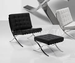 awesome modern black chair for interior designing home ideas with