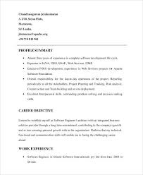 profile exles for resumes sle resume profile statements summary statement resume exles