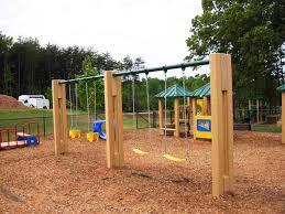 Backyard Cing Ideas For Adults Backyard Swing Set Plans Home Depot Wooden Child Swing Seat
