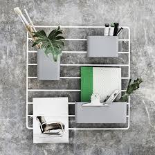 string grid for wall organizer sisustusideoita pinterest
